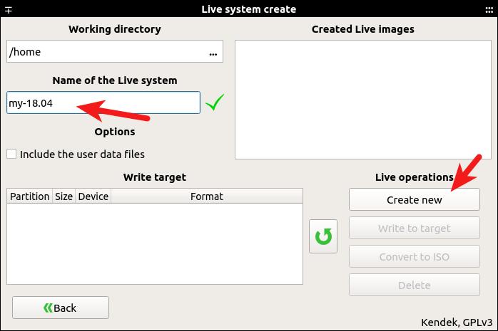 How to Install Systemback on Ubuntu 18.04  and Ubuntu 19.10, 16.04 linux Systemback ubuntu Ubuntu Desktop