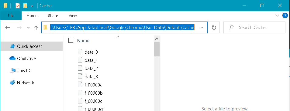 Is clearing cache the same as deleting browsing history? Chrome Google