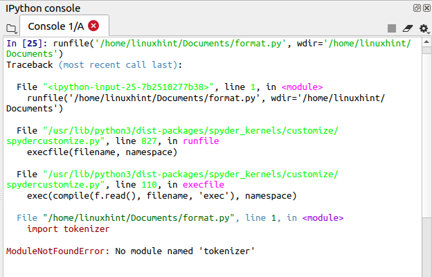 Python Import Command Python