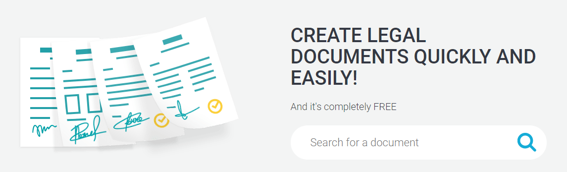 Where to Get Legal Documents Templates for Your Business? Startup