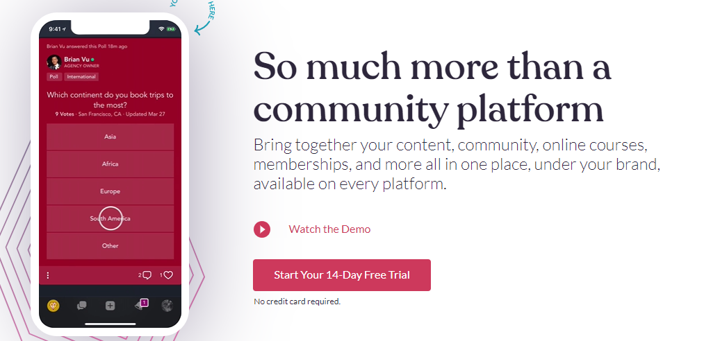 7 Best Tools to Create Modern Community and Membership Business Startup