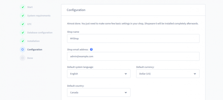 How to Install Shopware 6 with NGINX and Let's Encrypt on CentOS 8 centos