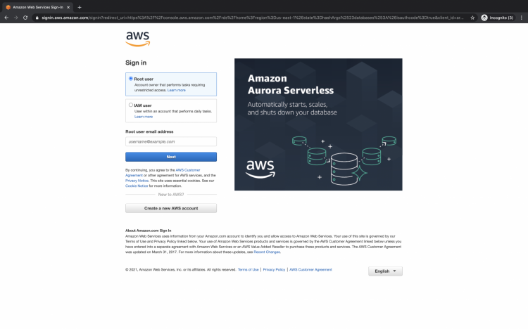How to create and modify a Parameter Group for an RDS instance on AWS linux