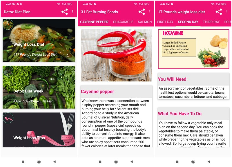 8 Perfect Diet Plan Apps to Help You Lose Weight Smart Things