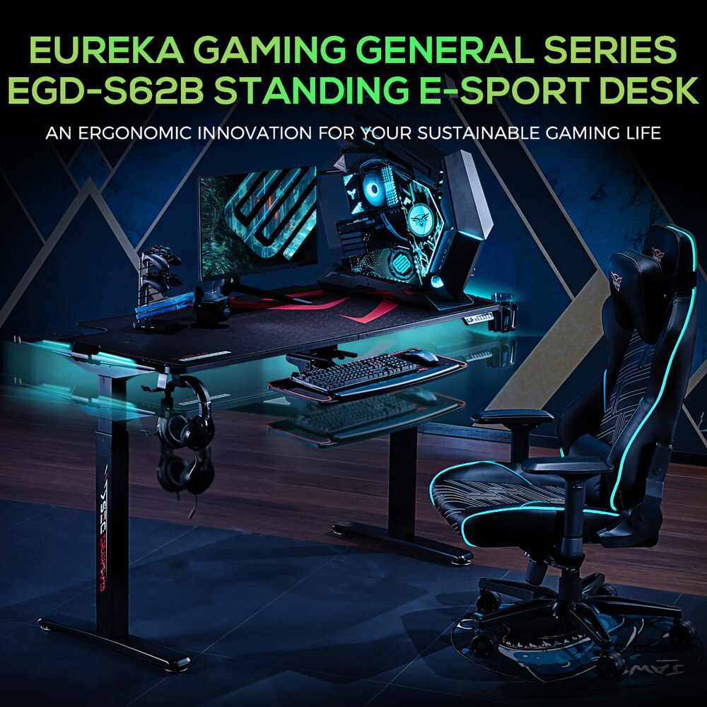 11 Cool Gaming Desk for Professional Gamers Smart Things