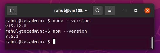 How to Install Gulp.js on Ubuntu 20.04 General Articles gulp