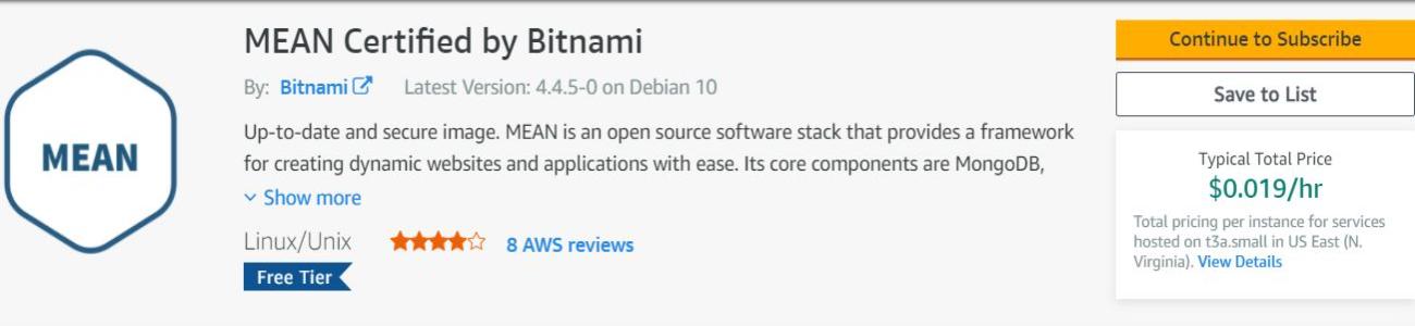 5 Reliable MEAN Stack Hosting Platforms Hosting javascript