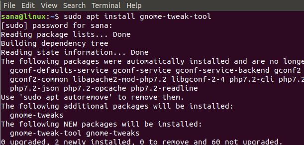 How to change Text Size in Ubuntu 20.04 LTS linux ubuntu