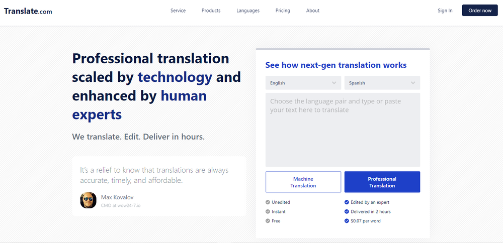 8 Best Online Translators to Using in the Real World Smart Things