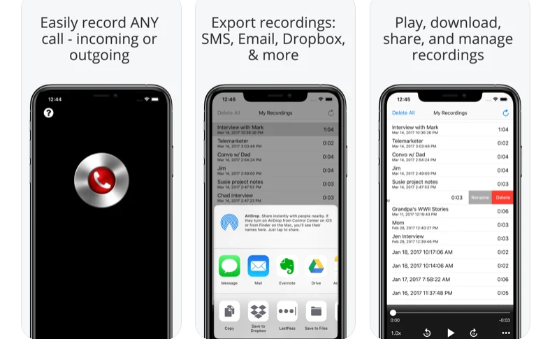 Recording Phone Calls on iPhone is Easy with these 8 Apps Smart Things