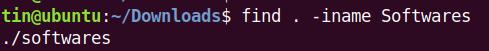 How to find files on the Ubuntu command line linux shell ubuntu