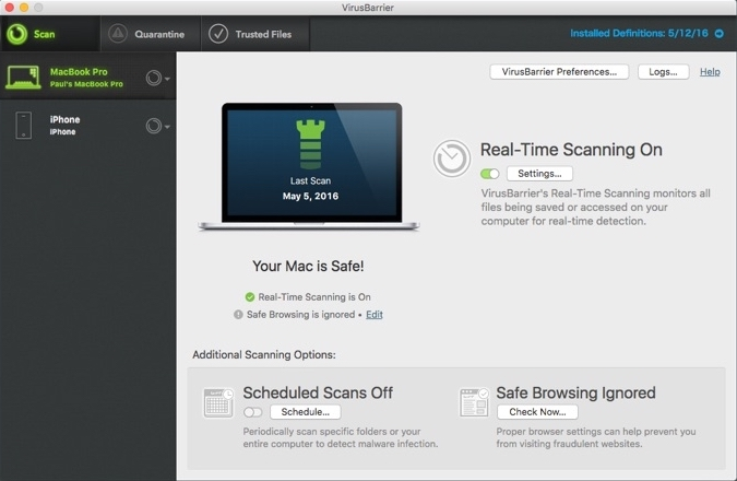 Your One-Stop Solution to Protect Your Mac: Intego MacOS Privacy