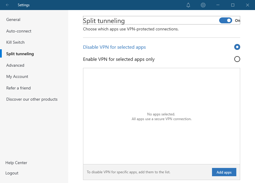 What is Split Tunneling in VPNs? Privacy