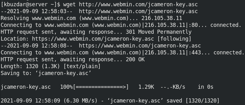How to Install Webmin on CentOS 8 and Rocky Linux 8 centos linux