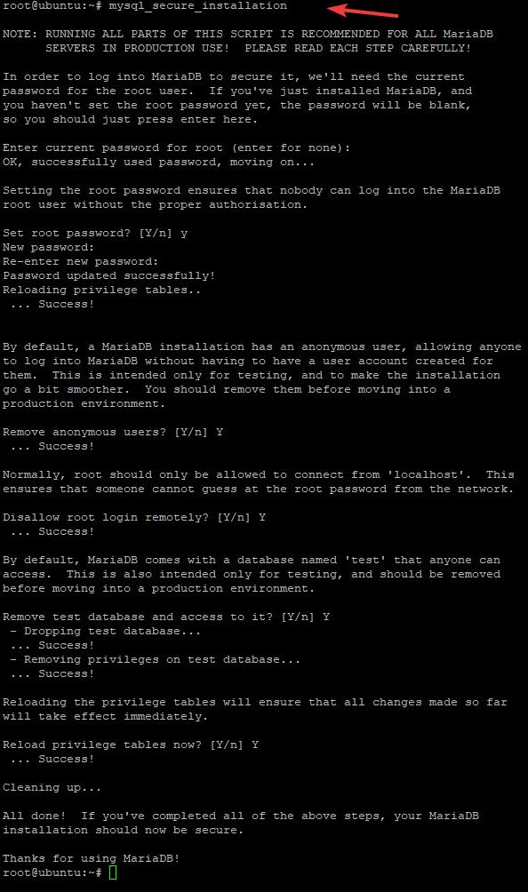 How to Install FreeRADIUS and Daloradius on Ubuntu 20.04 linux ubuntu