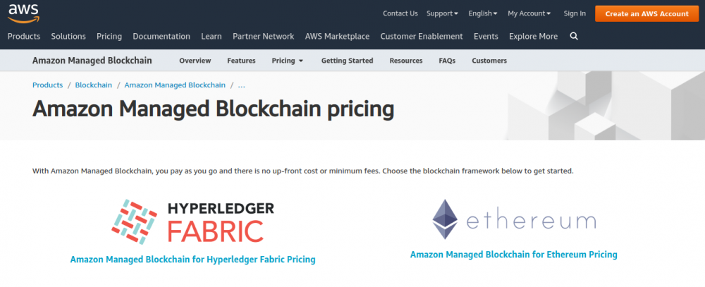 10 Blockchain-as-a-Service Providers for Small to Big Businesses blockchain Growing Business