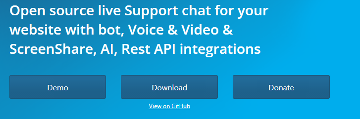 7 Best Open Source Live Chat Software to Talk to Your Customers Growing Business