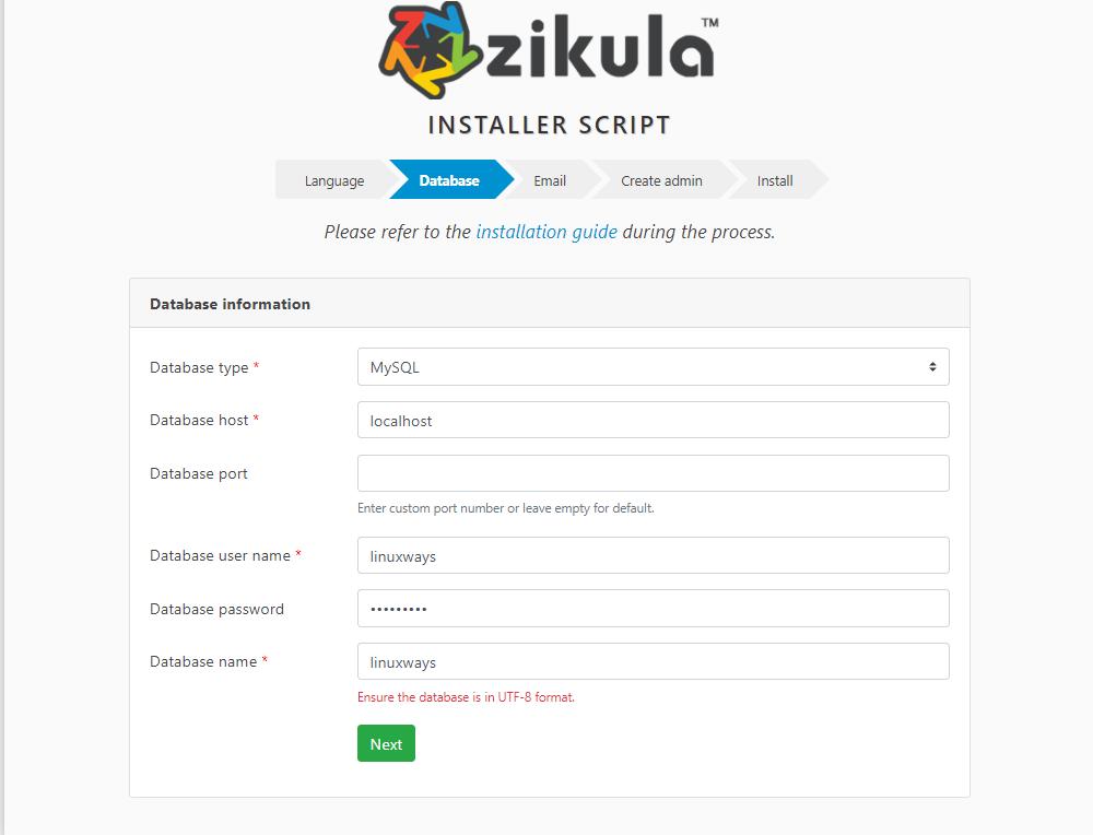 How to Install Zirkula CMS on Ubuntu 20.04 linux ubuntu